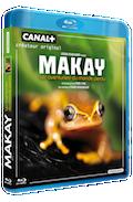 Blu-ray 3D du film « Makay, les aventuriers du monde perdu »